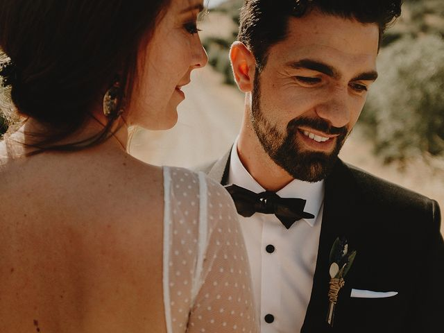La boda de César y Aroha en Villarrubia De Los Ojos, Ciudad Real 58