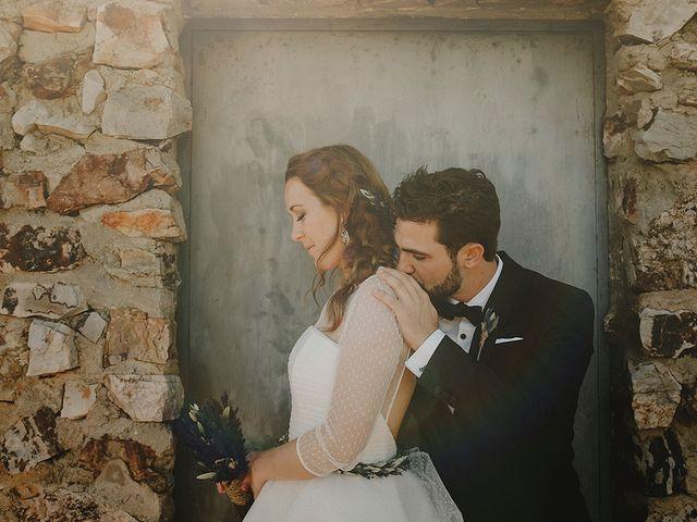 La boda de César y Aroha en Villarrubia De Los Ojos, Ciudad Real 61