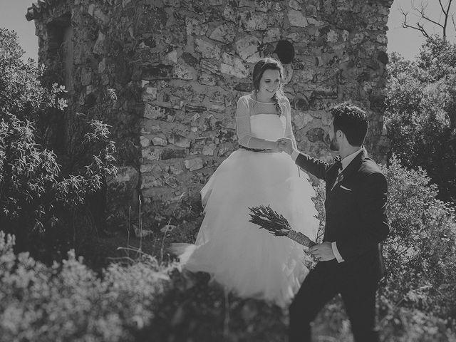 La boda de César y Aroha en Villarrubia De Los Ojos, Ciudad Real 63