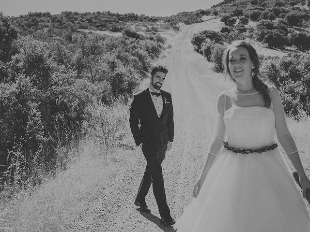 La boda de César y Aroha en Villarrubia De Los Ojos, Ciudad Real 67