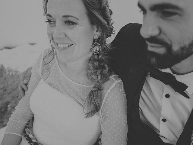 La boda de César y Aroha en Villarrubia De Los Ojos, Ciudad Real 69