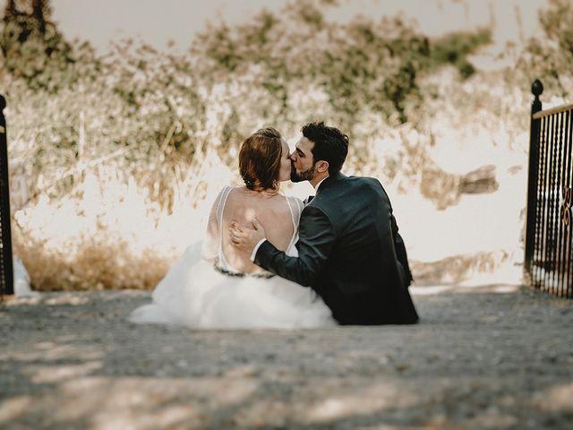 La boda de César y Aroha en Villarrubia De Los Ojos, Ciudad Real 72