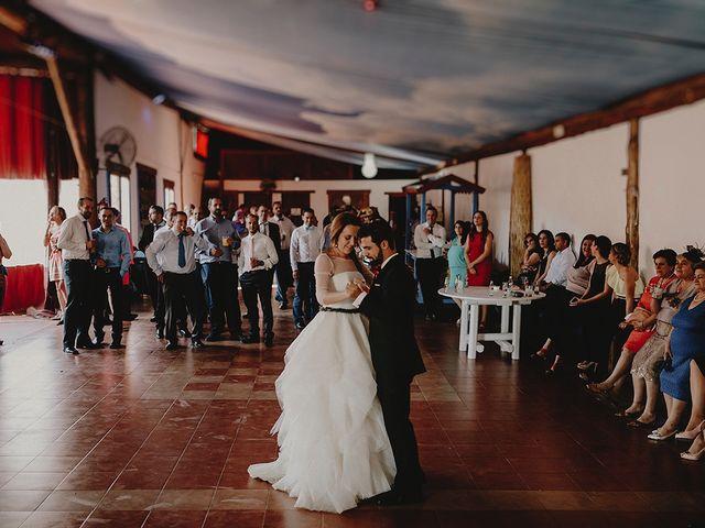 La boda de César y Aroha en Villarrubia De Los Ojos, Ciudad Real 73