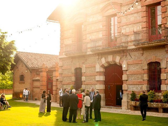 La boda de Xavi y Alejandra en Sant Cugat Del Valles, Barcelona 8