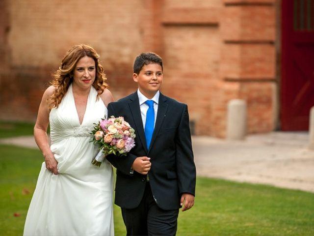 La boda de Xavi y Alejandra en Sant Cugat Del Valles, Barcelona 16