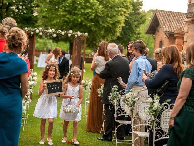 La boda de Xavi y Alejandra en Sant Cugat Del Valles, Barcelona 17