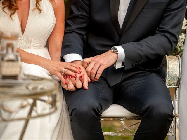 La boda de Xavi y Alejandra en Sant Cugat Del Valles, Barcelona 22