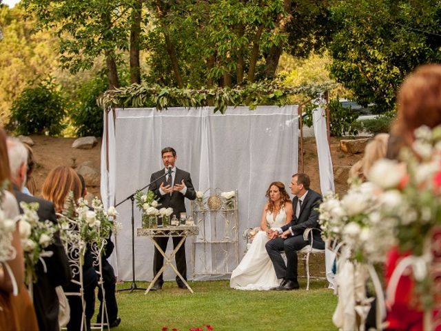 La boda de Xavi y Alejandra en Sant Cugat Del Valles, Barcelona 24