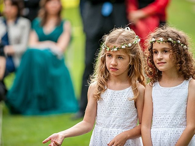 La boda de Xavi y Alejandra en Sant Cugat Del Valles, Barcelona 25