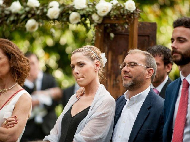 La boda de Xavi y Alejandra en Sant Cugat Del Valles, Barcelona 26