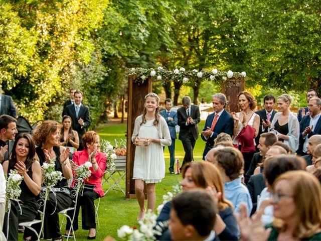 La boda de Xavi y Alejandra en Sant Cugat Del Valles, Barcelona 32