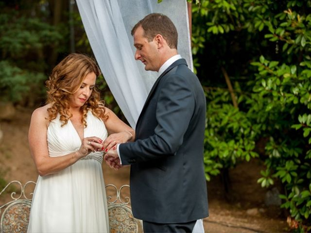 La boda de Xavi y Alejandra en Sant Cugat Del Valles, Barcelona 33
