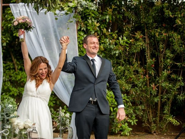 La boda de Xavi y Alejandra en Sant Cugat Del Valles, Barcelona 34