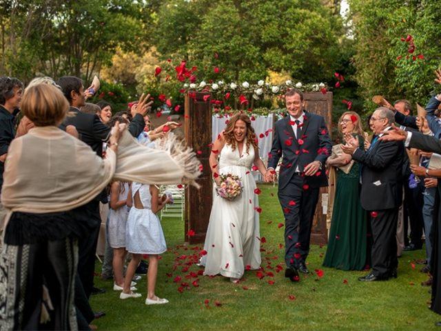 La boda de Xavi y Alejandra en Sant Cugat Del Valles, Barcelona 35