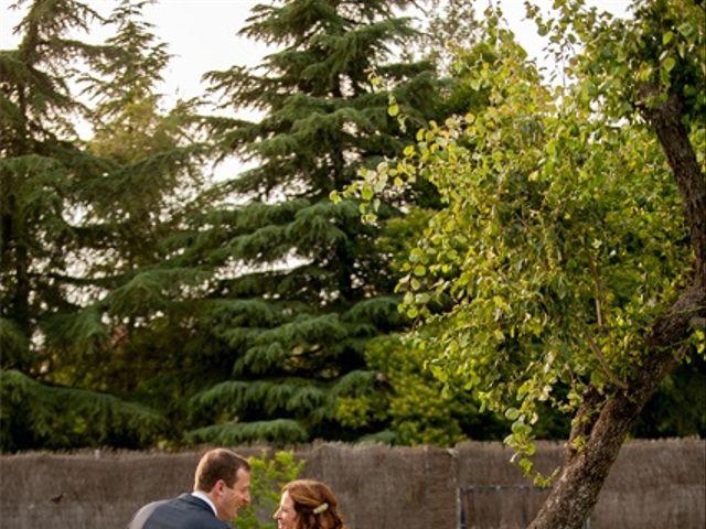 La boda de Xavi y Alejandra en Sant Cugat Del Valles, Barcelona 36