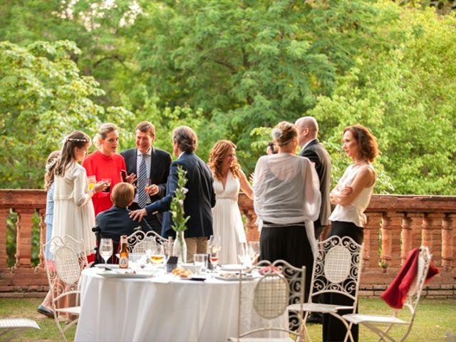 La boda de Xavi y Alejandra en Sant Cugat Del Valles, Barcelona 40