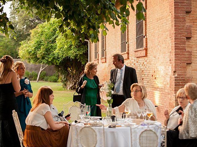 La boda de Xavi y Alejandra en Sant Cugat Del Valles, Barcelona 47