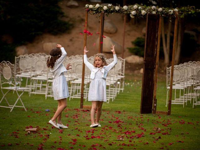 La boda de Xavi y Alejandra en Sant Cugat Del Valles, Barcelona 49