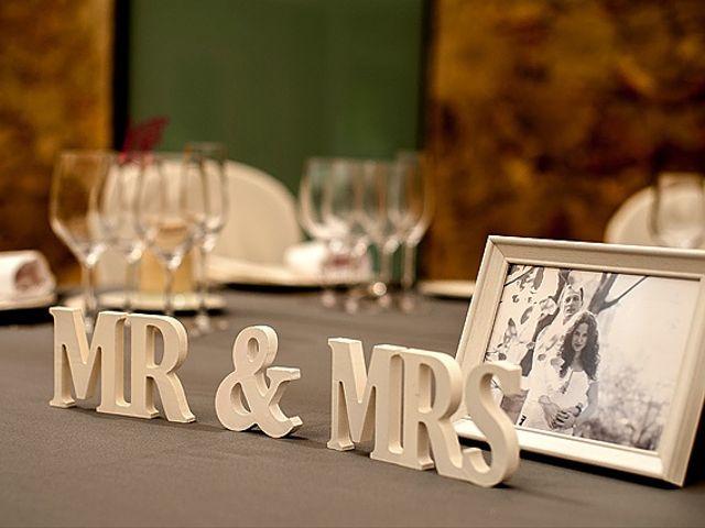 La boda de Xavi y Alejandra en Sant Cugat Del Valles, Barcelona 54