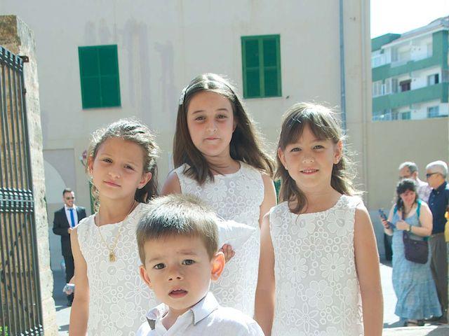 La boda de Jesús y Arantxa en Palma De Mallorca, Islas Baleares 17