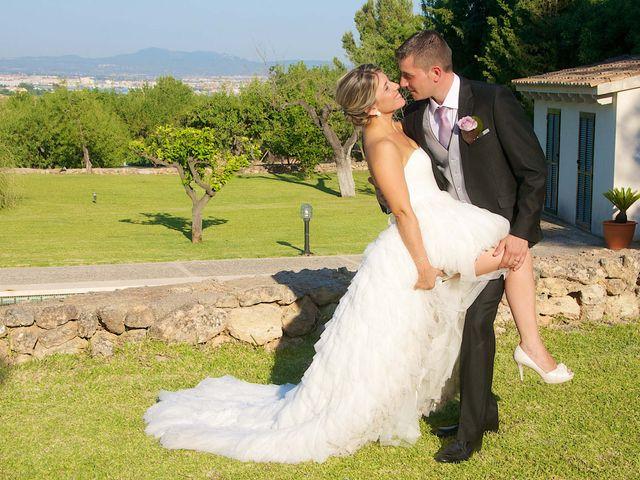 La boda de Jesús y Arantxa en Palma De Mallorca, Islas Baleares 32