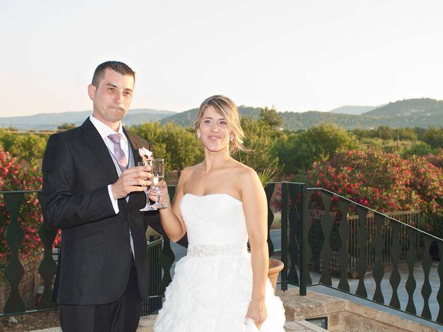 La boda de Jesús y Arantxa en Palma De Mallorca, Islas Baleares 38