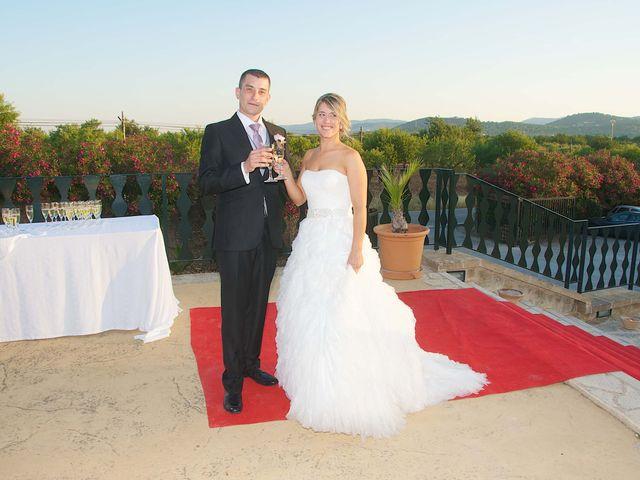 La boda de Jesús y Arantxa en Palma De Mallorca, Islas Baleares 39