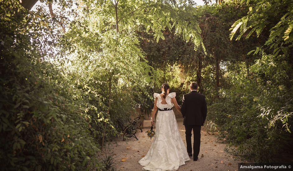 La boda de Nieves y Rick en San Juan De Alicante, Alicante