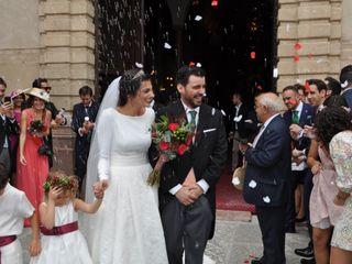 La boda de Carmen María  y Miguel