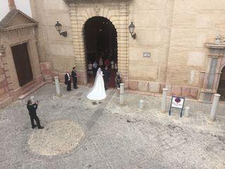 La boda de Carmen María  y Miguel 1