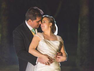 La boda de Agueda y Angel