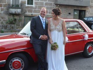 La boda de Celia  y Martín