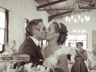 La boda de Victoria y Tomás