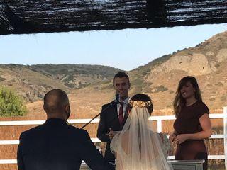La boda de Verónica  y Néstor  3