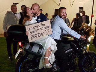 La boda de Verónica  y Néstor