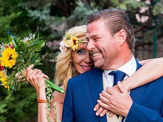 La boda de Montse y Alberto