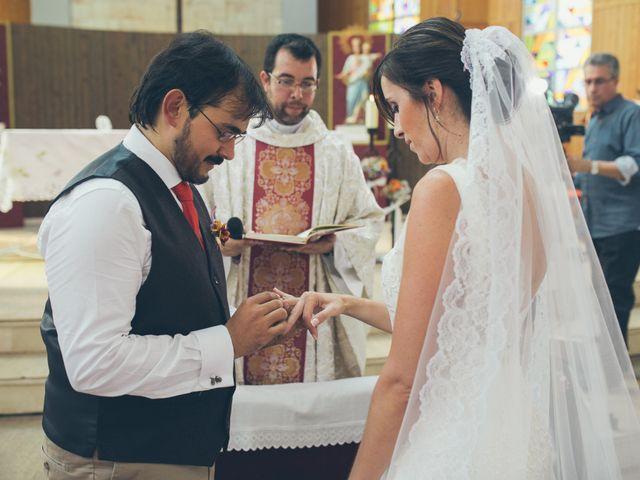 La boda de Elena y Tama