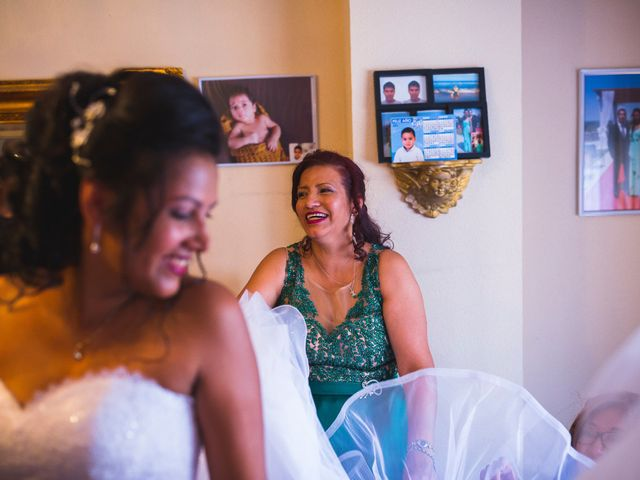 La boda de Israel y Erika en Valladolid, Valladolid 8