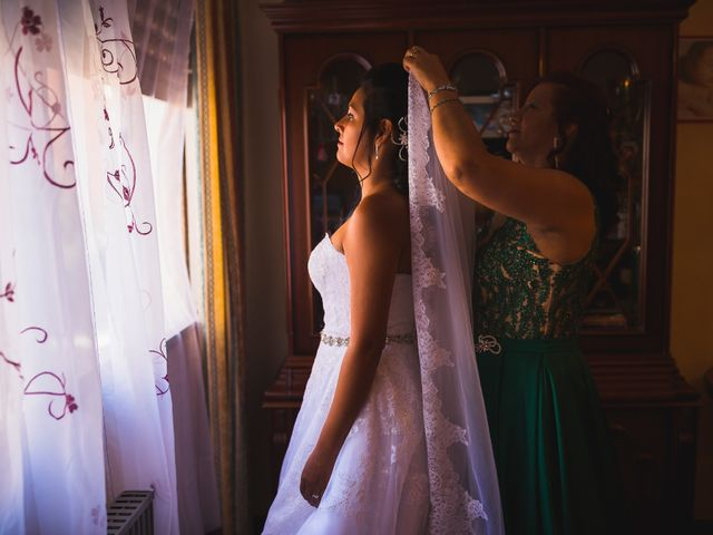 La boda de Israel y Erika en Valladolid, Valladolid 9