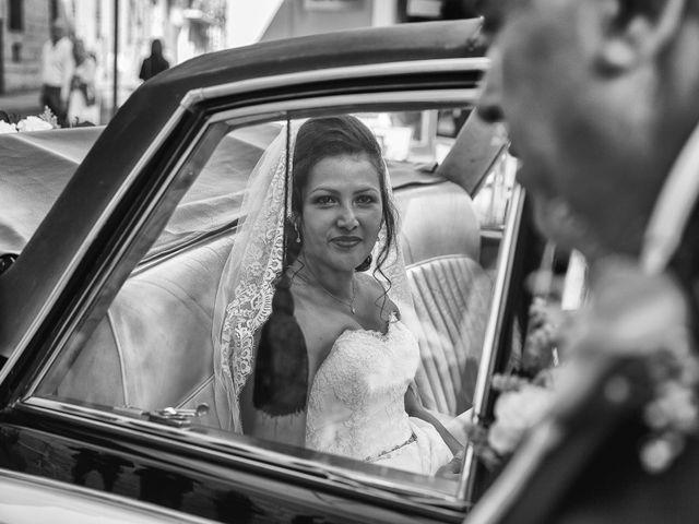 La boda de Israel y Erika en Valladolid, Valladolid 12