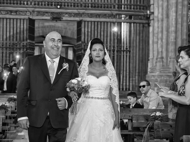 La boda de Israel y Erika en Valladolid, Valladolid 15