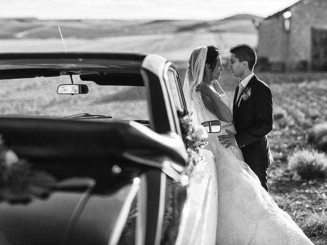 La boda de Israel y Erika en Valladolid, Valladolid 20