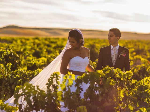 La boda de Israel y Erika en Valladolid, Valladolid 23