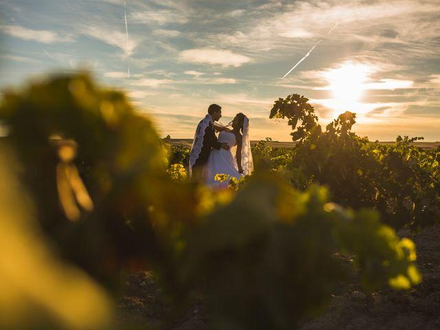 La boda de Israel y Erika en Valladolid, Valladolid 35