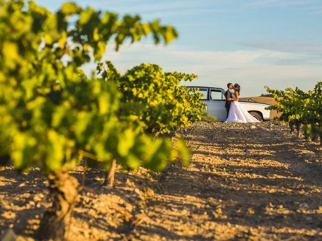 La boda de Israel y Erika en Valladolid, Valladolid 37