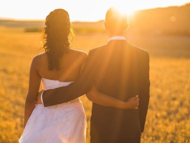 La boda de Israel y Erika en Valladolid, Valladolid 41