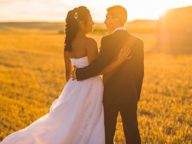La boda de Israel y Erika en Valladolid, Valladolid 42