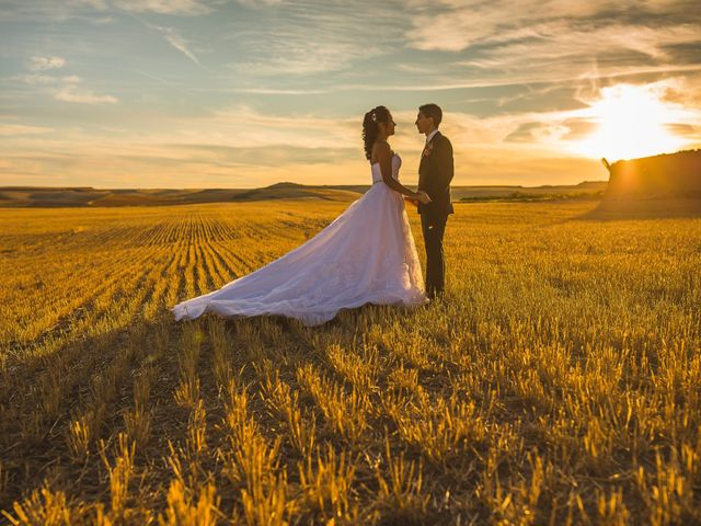 La boda de Israel y Erika en Valladolid, Valladolid 44