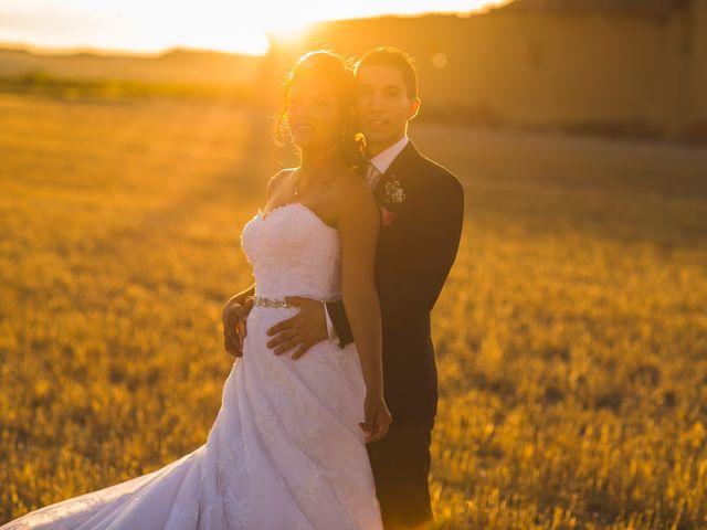La boda de Israel y Erika en Valladolid, Valladolid 47
