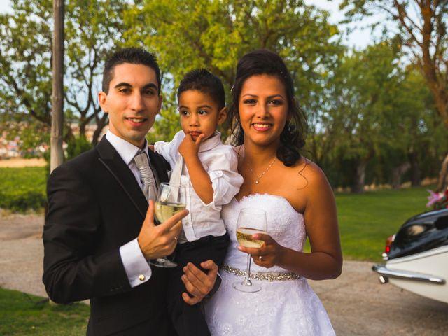 La boda de Israel y Erika en Valladolid, Valladolid 56